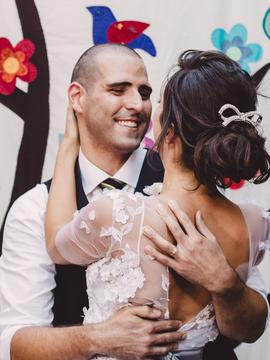 Casamentos de Laura e Gnocchi em Espaço InCasa