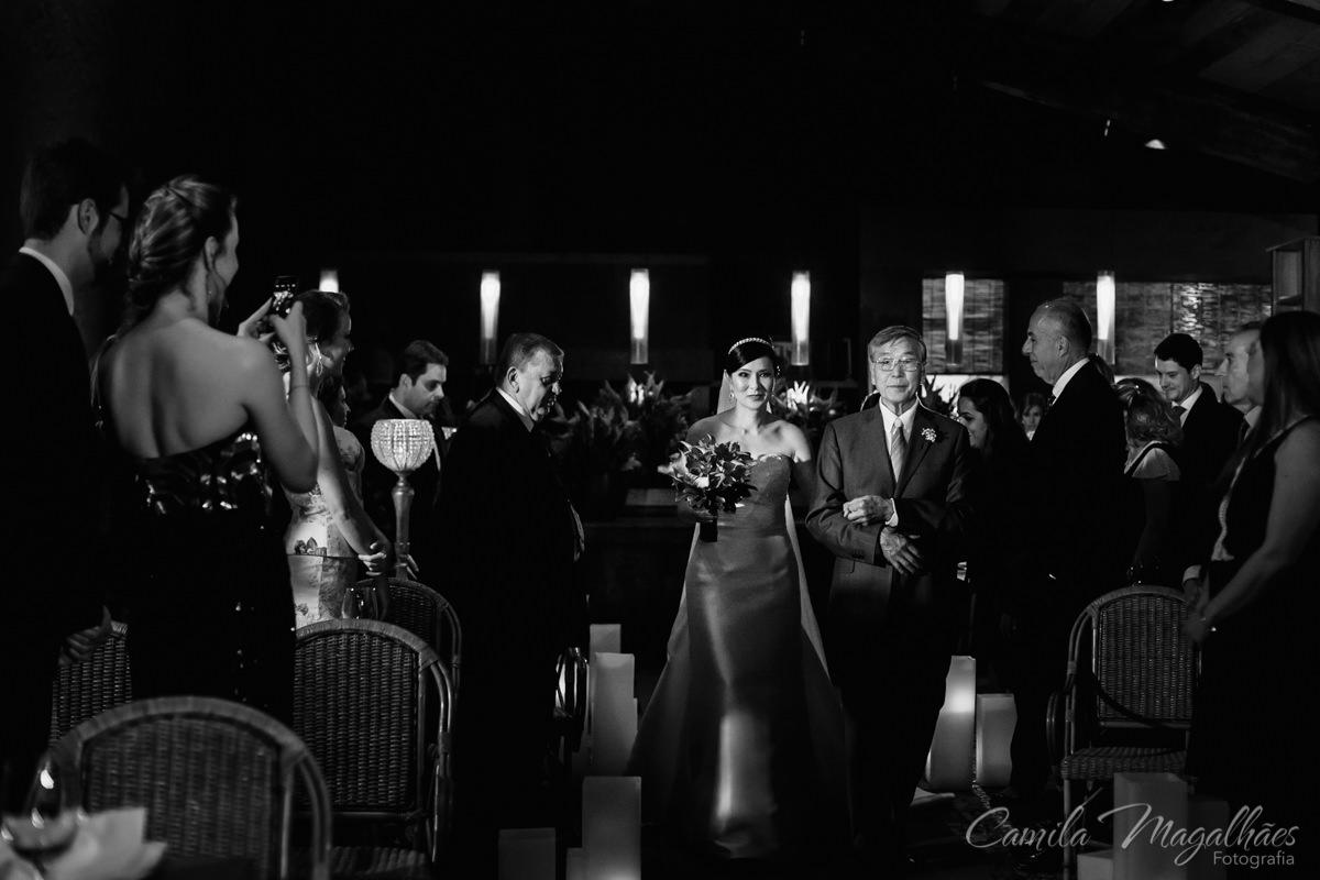 entrada da noiva la victoria