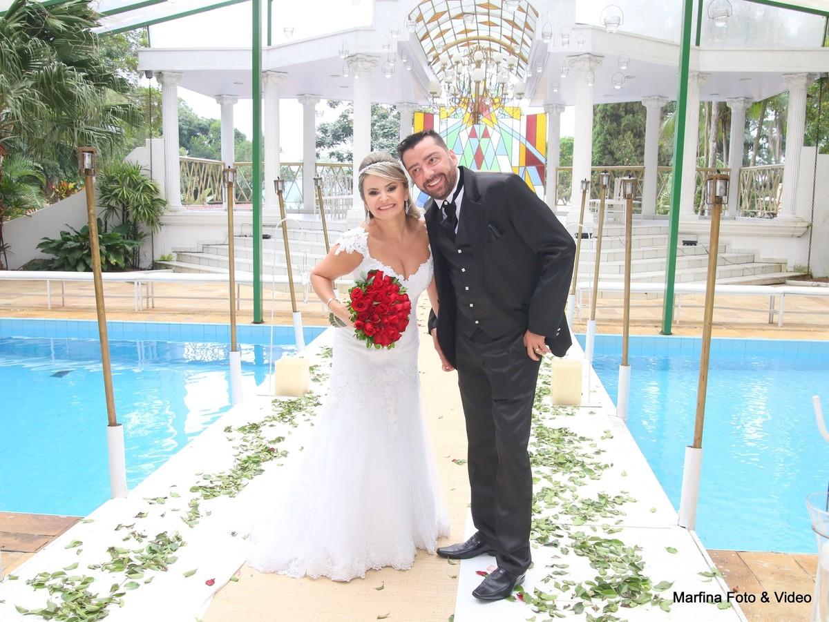 Casamento Recanto Santa Rita