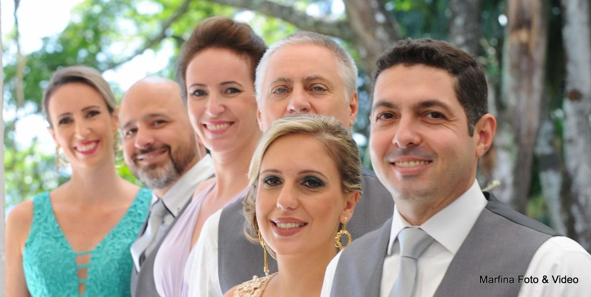 Foto de Marcio e Maíra