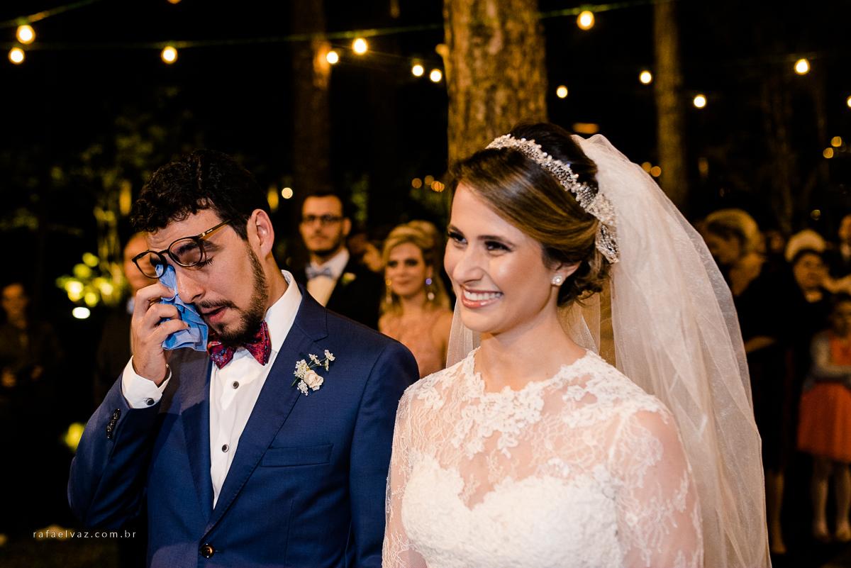 Foto de Casamento Barbara e Raphael