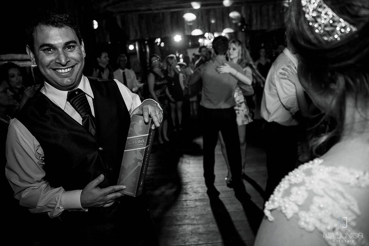 Foto de Casamento Thiago e Samira
