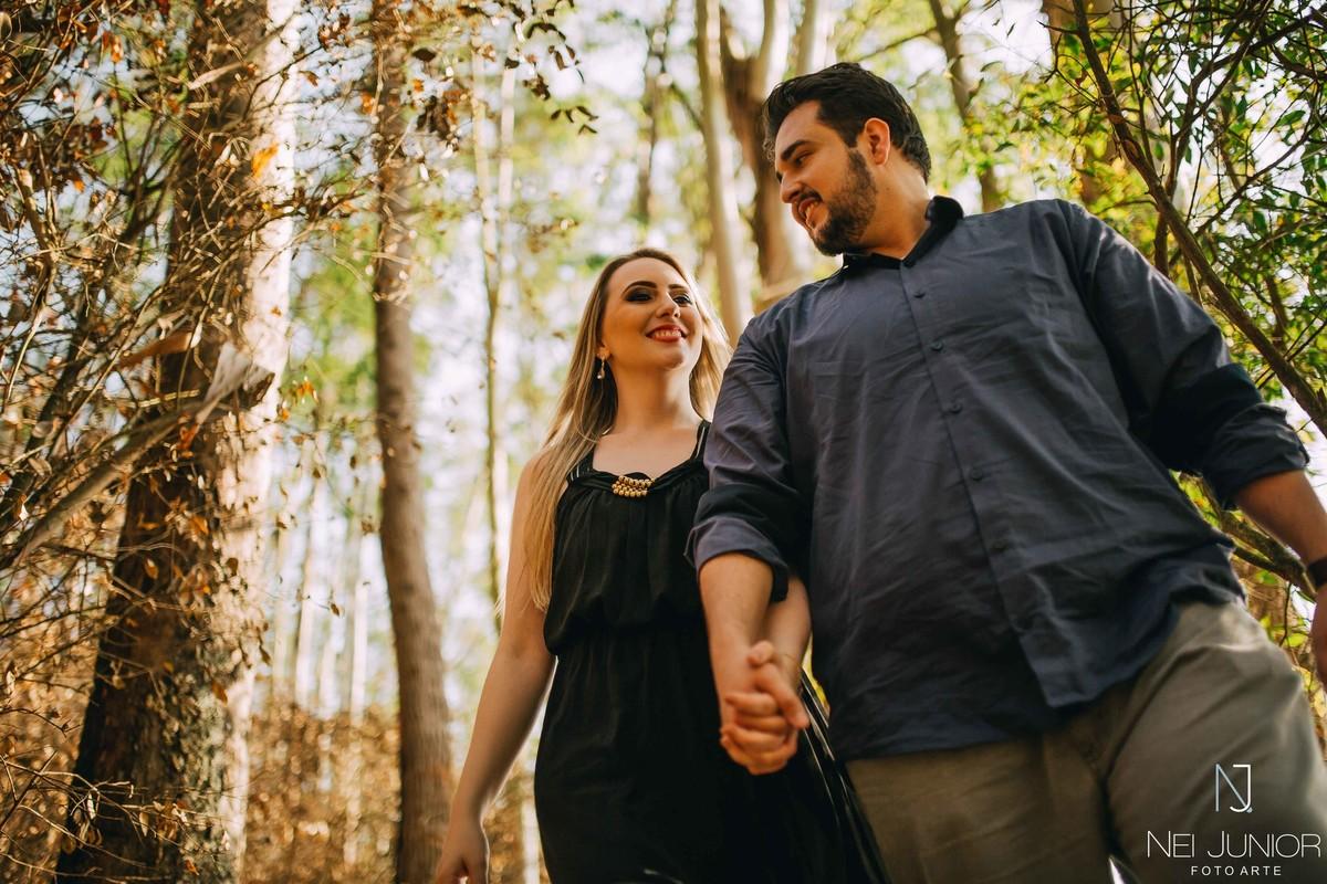 Foto de Allan e Katherine
