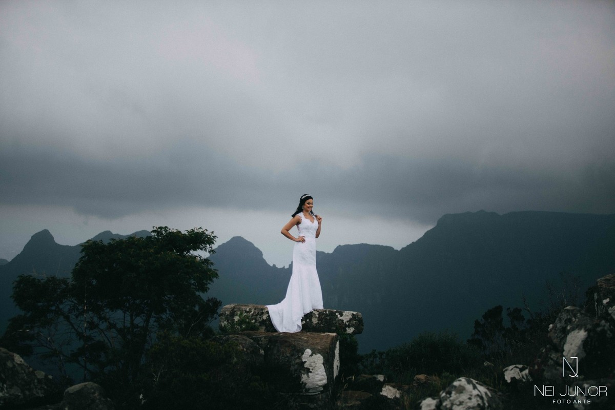 Foto de Trash the Dress - Lidi e Rangel