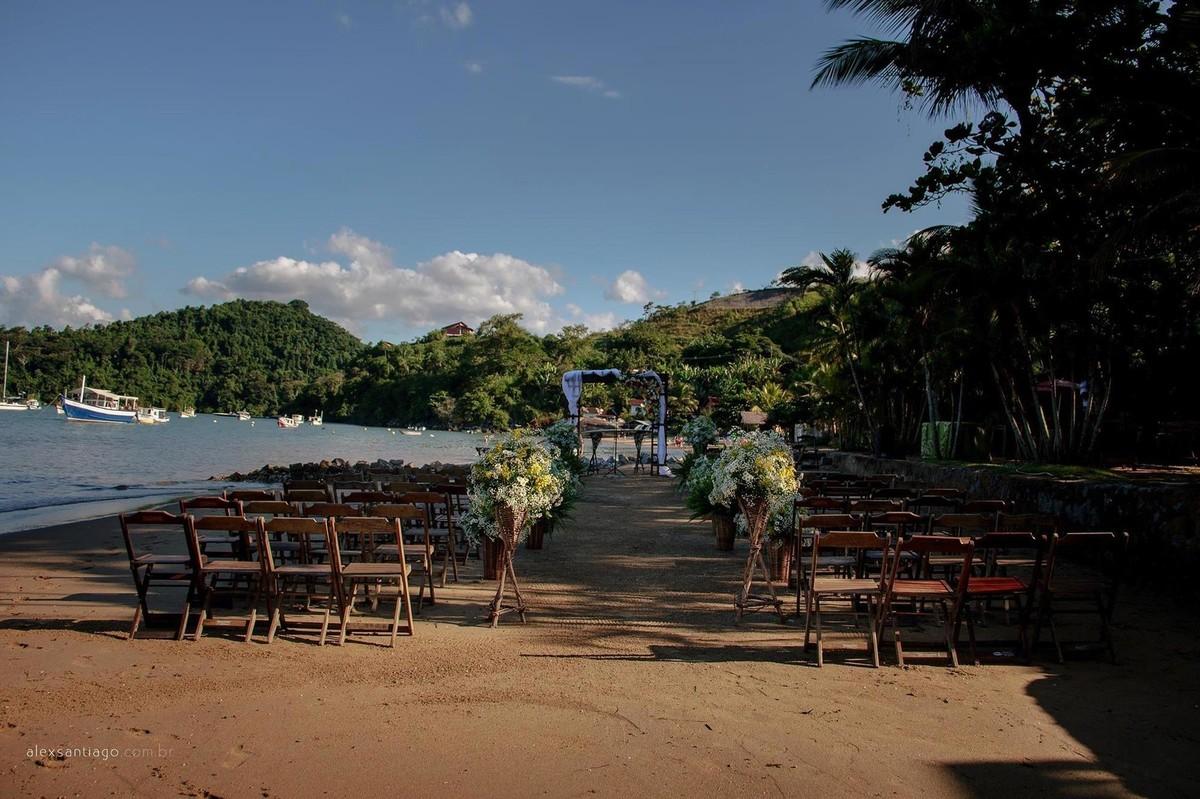 Casamento casarão amarelo, casamento pousada do sandi, casamento pousada tarituba, casamento ilha de jurumirim, casamento ilha da bexiga,  casar na praia paraty