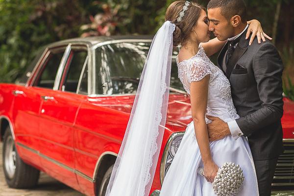 Casamento de Elissa e Gabriel