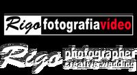 Logotipo de Rigo - Fotografia e Vídeo
