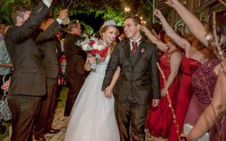 Casamentos de Valeska e Saulo