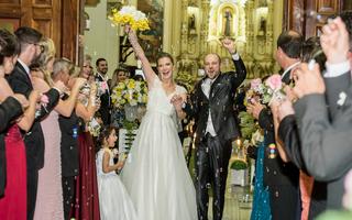 Casamentos de Aline e Rogério