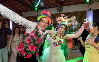 Casamentos de Ana Lucia e Fernando