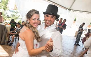 Casamentos de Adriana e Leandro