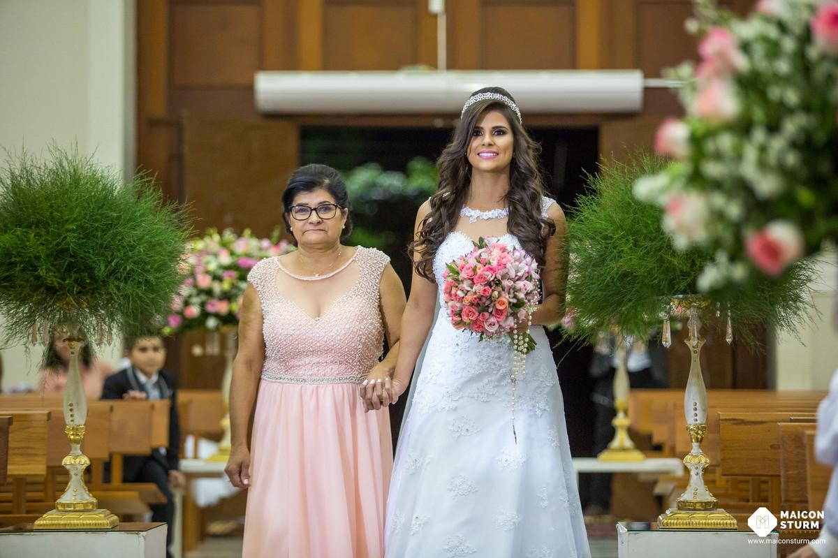 Foto de Patrícia e Dieysson