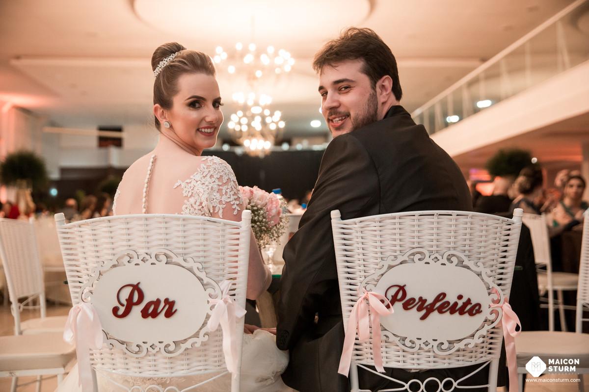 Foto de Raquel e Diego