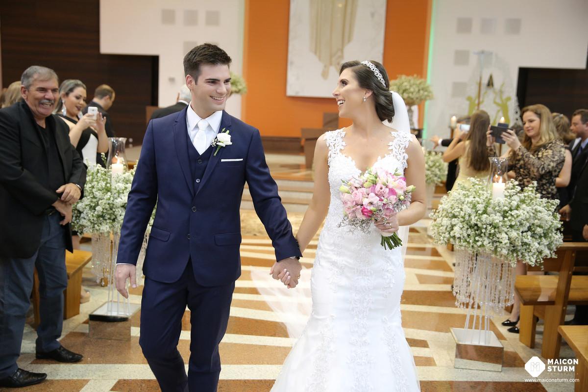 Foto de Isabela e Lucas