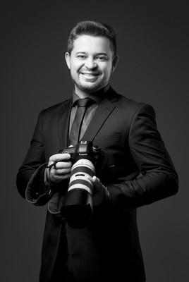Sobre Maicon Sturm - fotógrafo de casamentos, pré wedding, Toledo - PR
