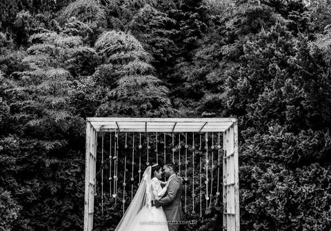 Casamento de Stefanie e Douglas