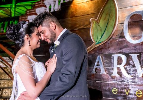 Casamento de Tamires e Bruno