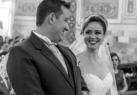 Casamento de Vivi e Lucian