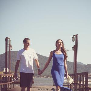 Pré-wedding de Jessica + Guilherme