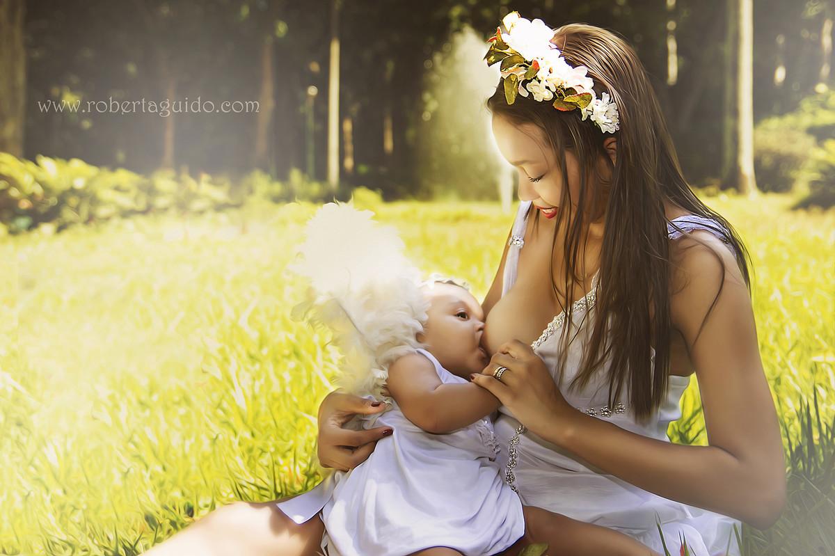 ensaio fotográfico encantado mãe e filha