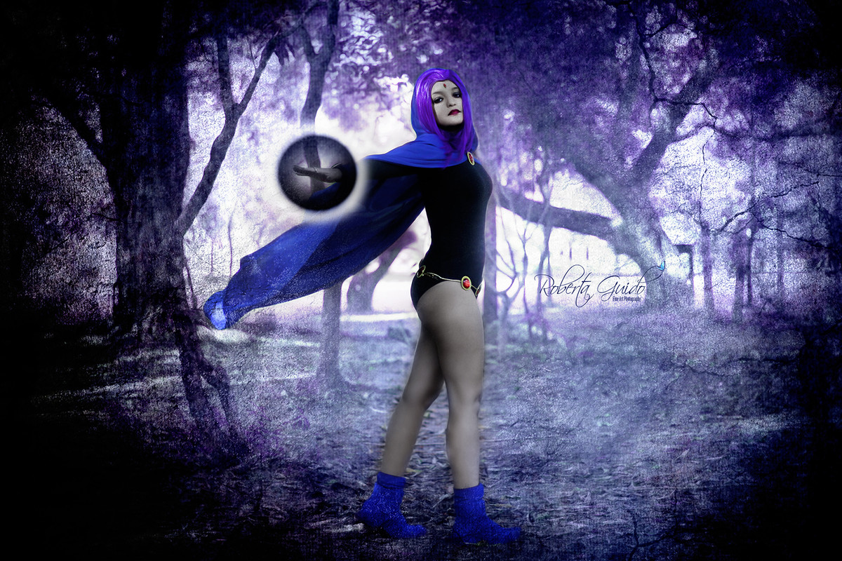 cosplay Ravena