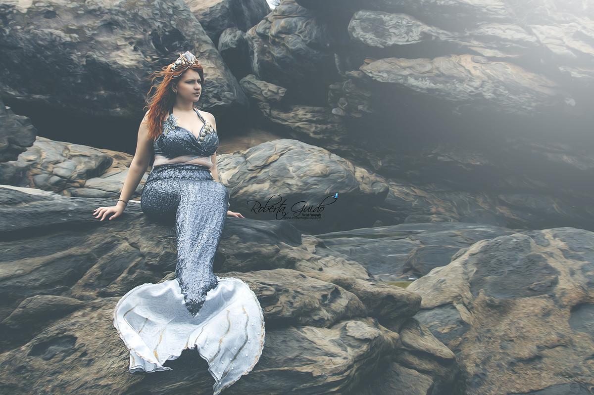 ensaio fotográfico de sereia rio de janeiro