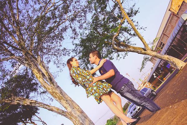 Ensaio Pré Casamento de Anidersi e Rodrigo