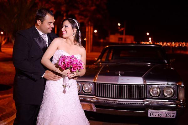 Casamento de Juliana e Cristian