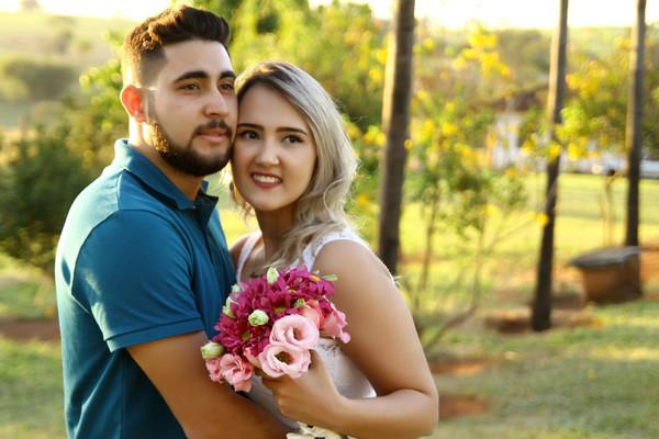 Ensaio Pré Casamento de Amanda e André