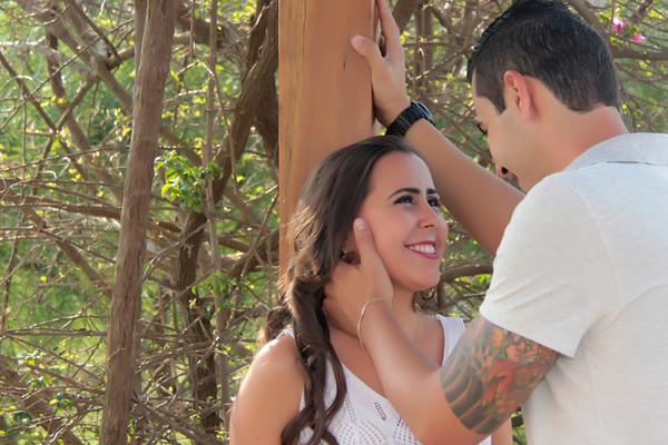 Ensaio Pré Casamento de Ana Clara e Rodrigo