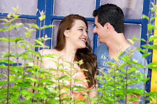 Ensaio Pré Casamento de Keren e Rodrigo