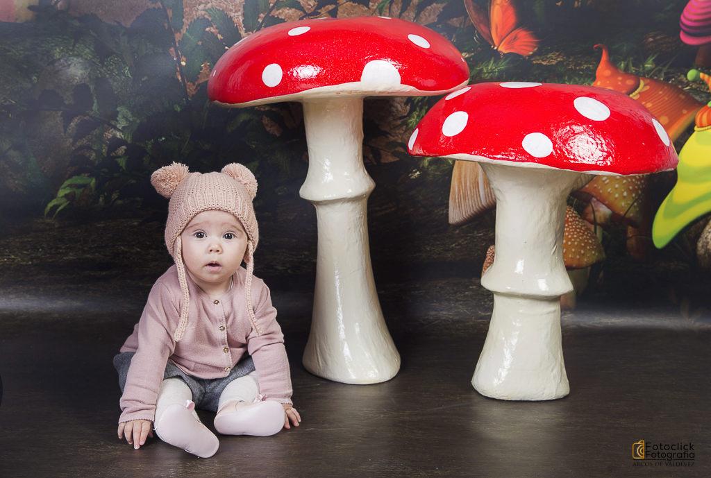 Sessão Fotográfica Bebés