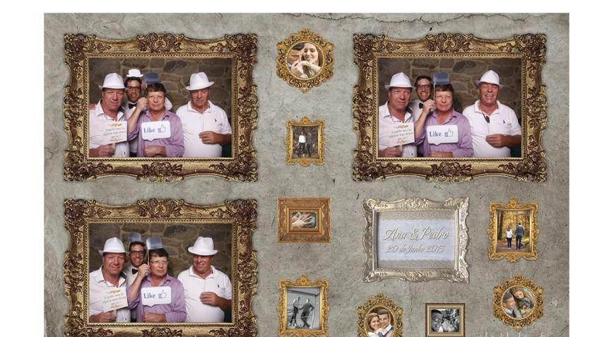 Imagem capa - Photo Booth para Casamentos - Muito mais do que fotografia, é uma diversão! por Pedro & Daniel - Fotografia, Lda.