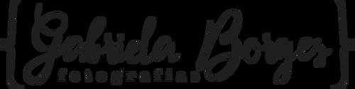 Logotipo de GABRIELA BORGES FOTOGRAFIAS