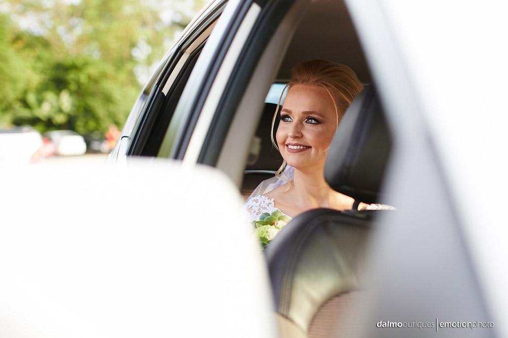 Cerimônia de Casamento, Estância Biguaçu, Casamento ao ar livre, noiva chegando; Fotógrafo de casamento em Florianópolis; Fotografia de casamento em Florianópolis