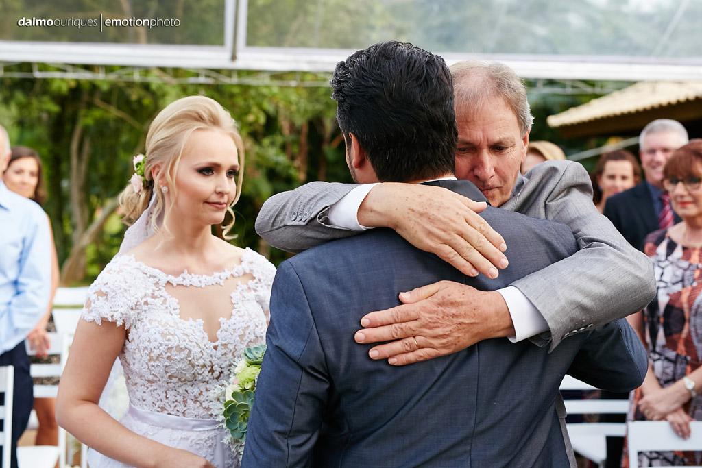 Cerimônia de Casamento, Estância Biguaçu, Casamento ao ar livre, entrada da noiva