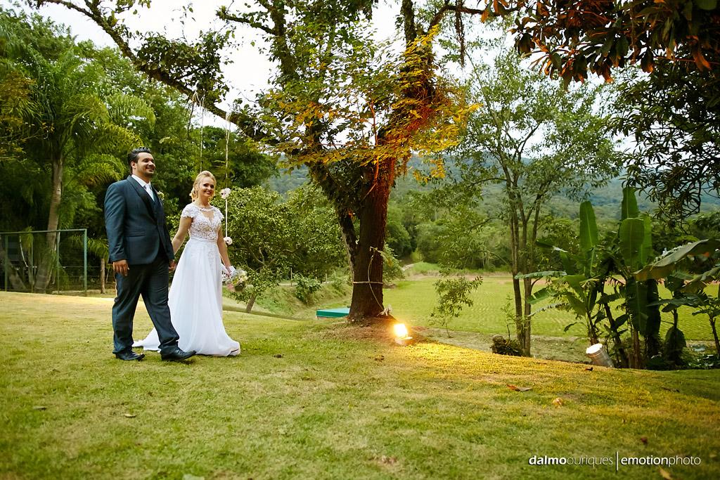Cerimônia de Casamento, Estância Biguaçu, Ensaio de Casamento