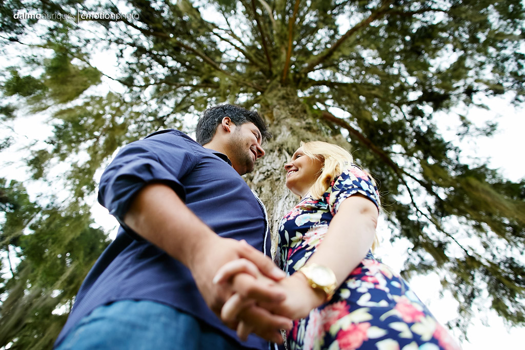 Pré Wedding em Rancho Queimado; Ensaio no campo