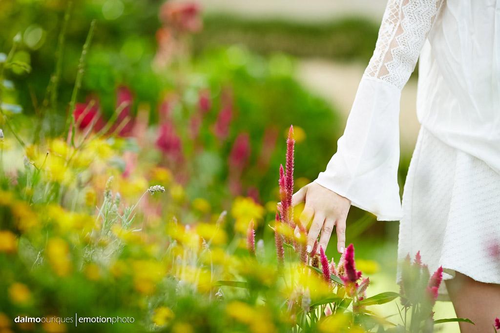 Pré Wedding em Rancho Queimado; Ensaio de casal; campo de flores