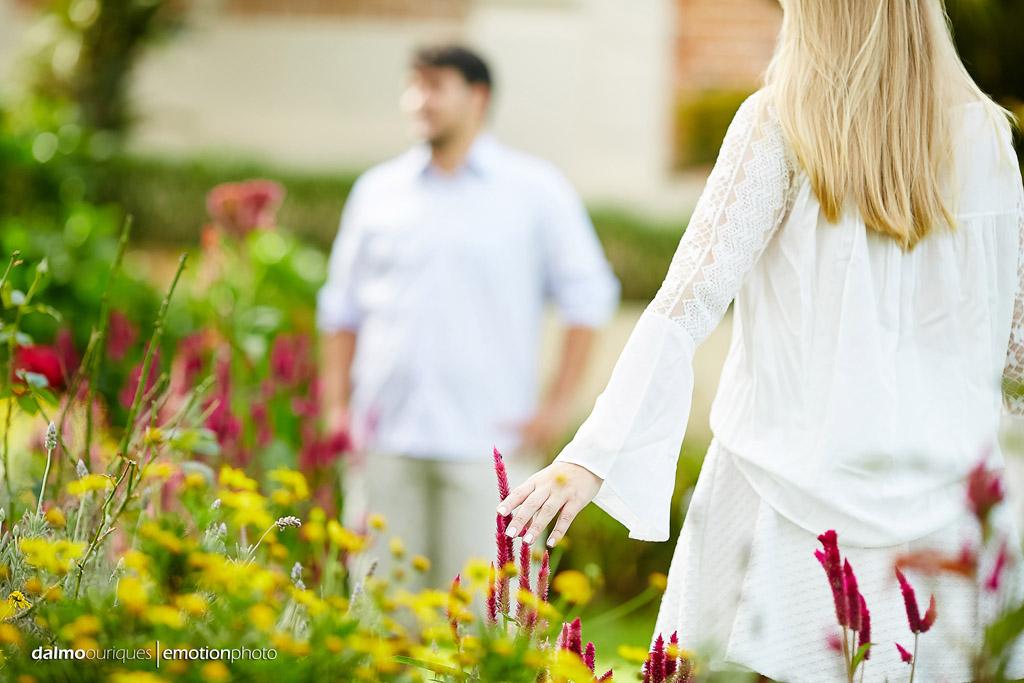 Pré Wedding em Rancho Queimado; Ensaio de casal; pré wedding com flores