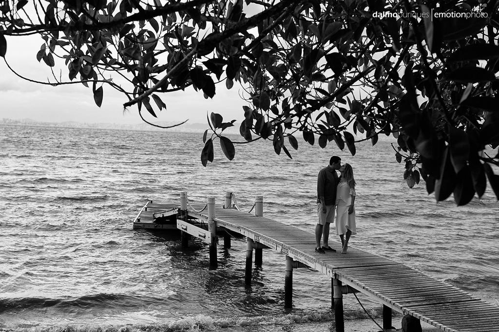 Pré Wedding em Florianópolis; Ensaio de Casal em Florianópolis; Ensaio Santo Antônio, trapiche em floripa