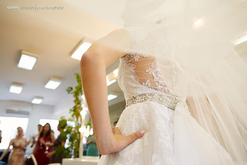 Fotografia de Casamento em Florianópolis; making of da noiva