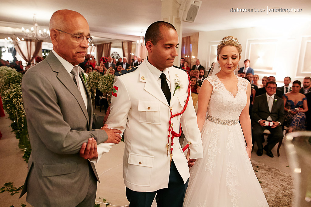 Fotógrafo de Casamento em Florianópolis;  Alameda Casa Rosa; Cerimônia de Casamento; família no casamento