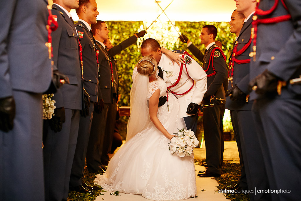 Fotógrafo de Casamento em Florianópolis; teto de aço, casamento de bombeiro