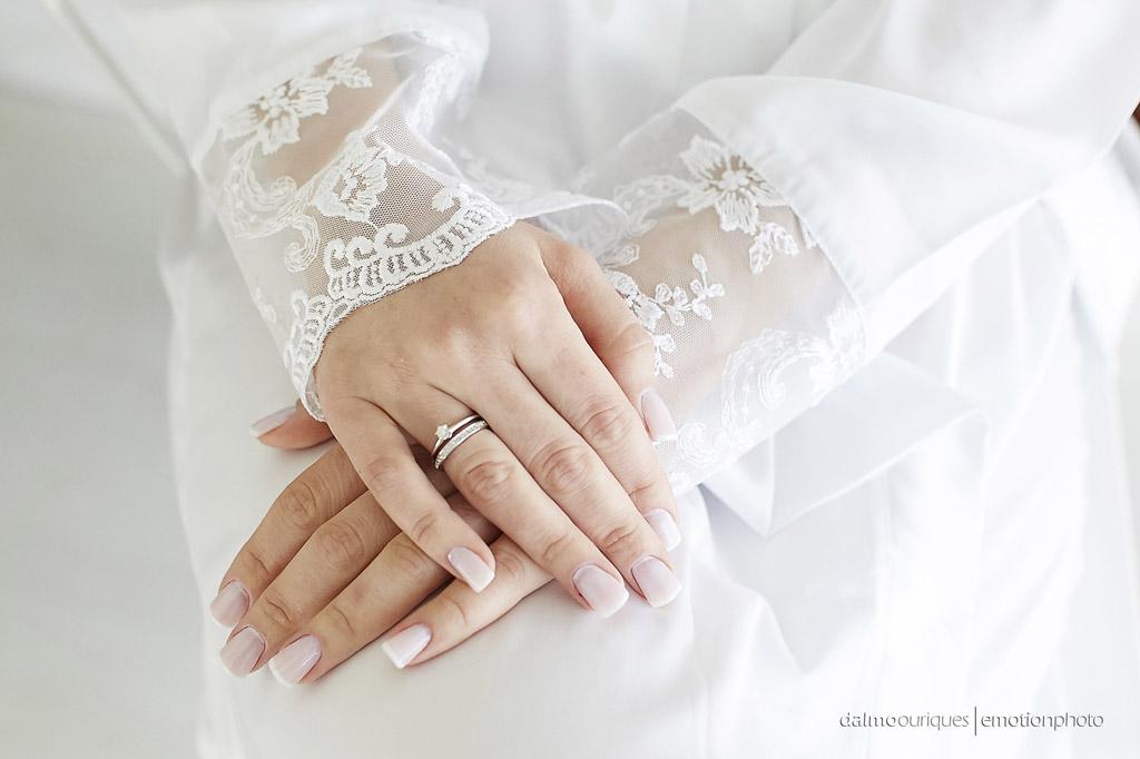 Making of da noiva; aliança de casamento; onde fazer o making of;  fotógrafo de casamento Florianópolis