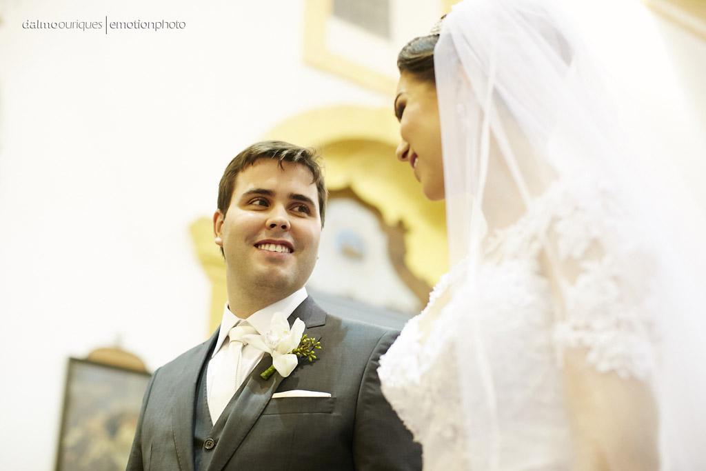 casamento na igreja; fotografia de casamento em Florianópolis