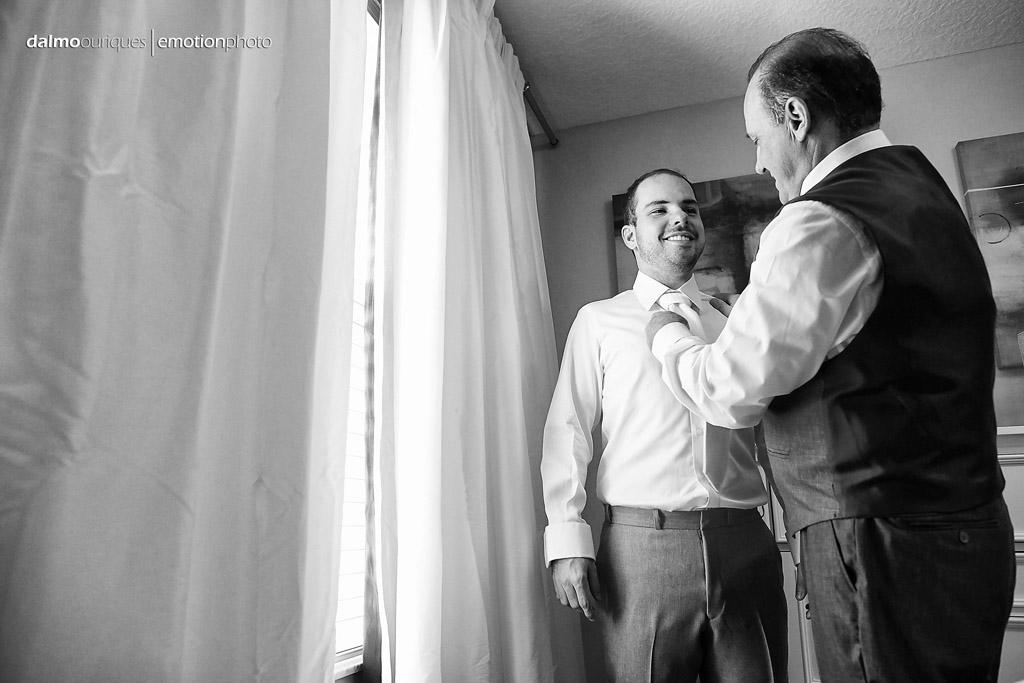 making of do noivo acontece com seu pai