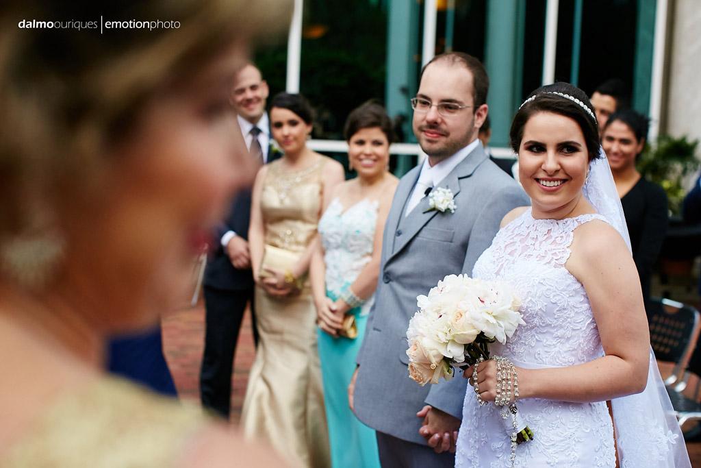 Lindo vestido da noiva