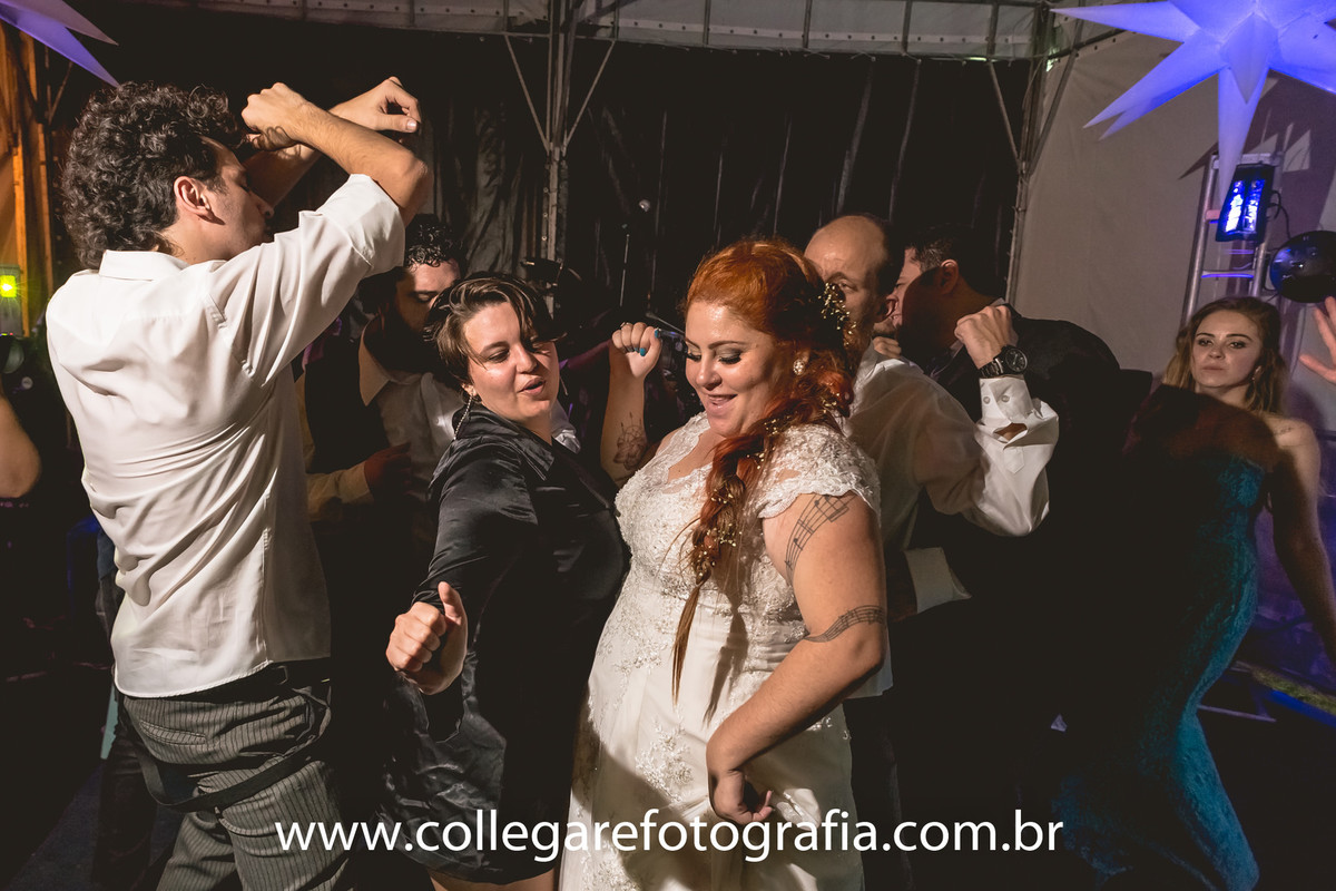 Foto de Camille e Rafael