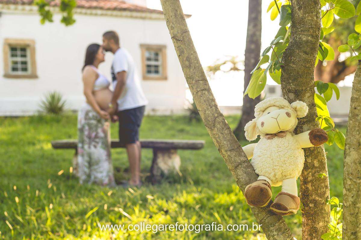 Foto de Ensaio Bruna e Thiago